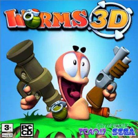 Android Worms 2 3D Скачать